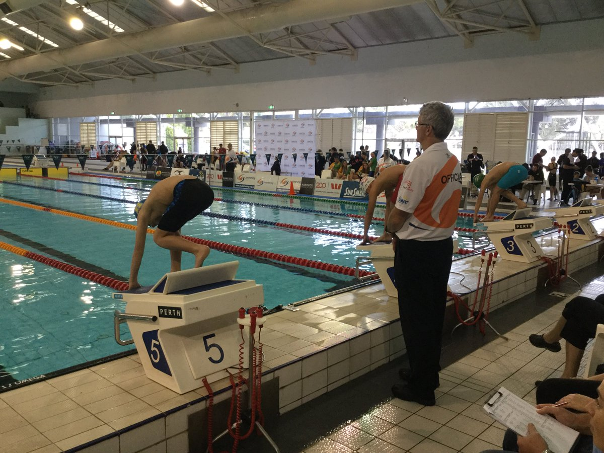 swimming wa meet results
