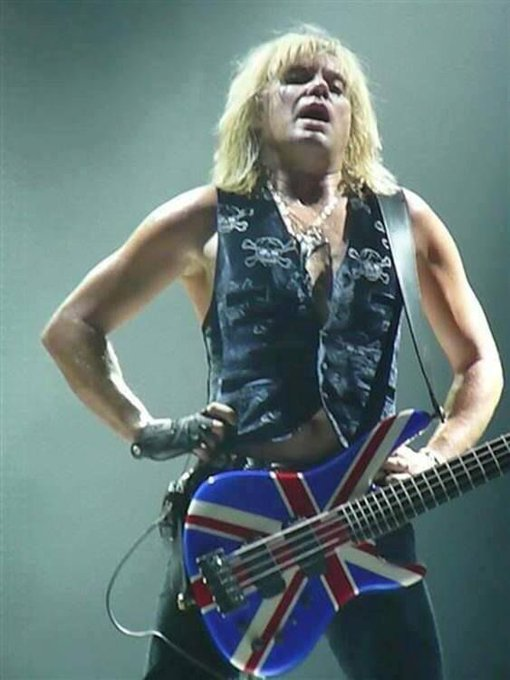 Happy Birthday To Rick Savage - Atomic Mass & Def Leppard