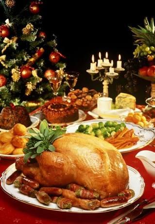 christo christothurston the ideal christmas day meal - Traditional Christmas Meal