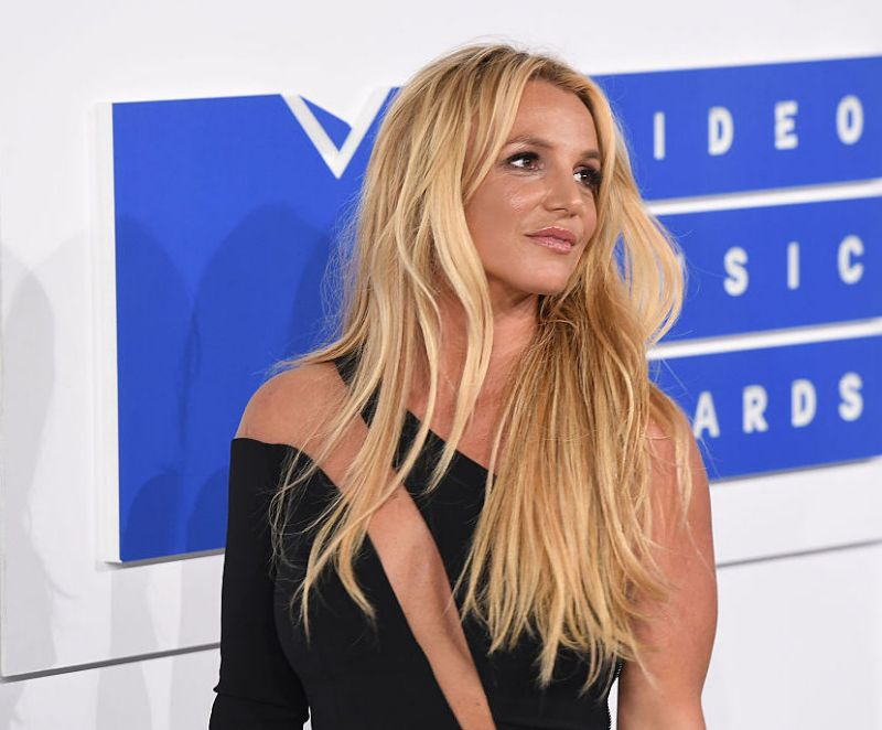 Happy Birthday to Britney Spears who turns 36 today!