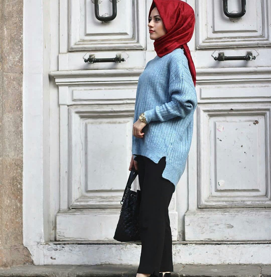 Hijab Casual Style Lookbook