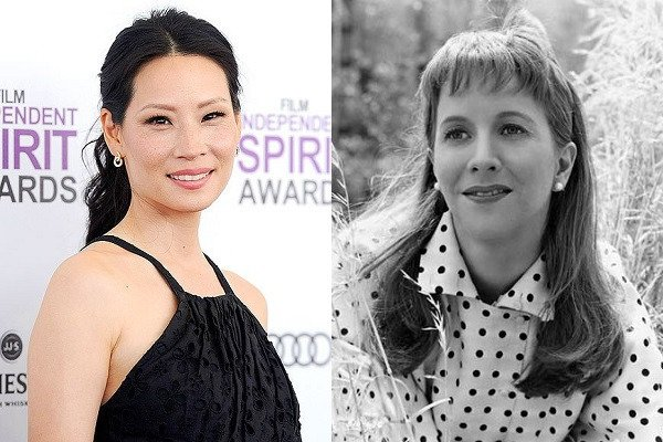December 2: Happy Birthday Lucy Liu and Julie Harris