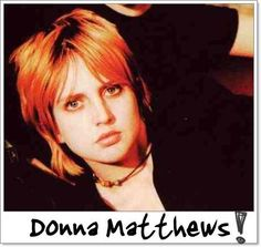 Happy Birthday to Donna Matthews and Nate Mendel!