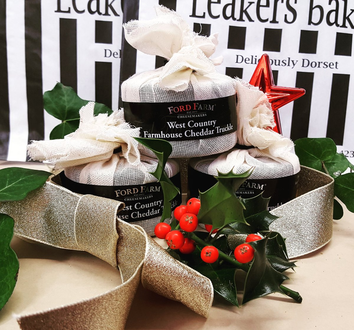 Advent Calendar #Day2 : Delicious @fordfarm Cheddar 🧀🧀🧀 A perfect foodie gift!
