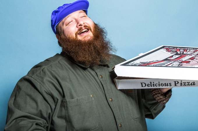 Today is the birthday of Action Bronson. Happy Birthday