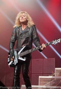 Pour Some Sugar On Us  Happy Birthday Today 12/2 to Def Leppard co-founder/bassist/songwriter Rick Savage. Rock ON!
