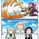 雪とパッションリップ pic.twitter.com/7WmTr8XfI4