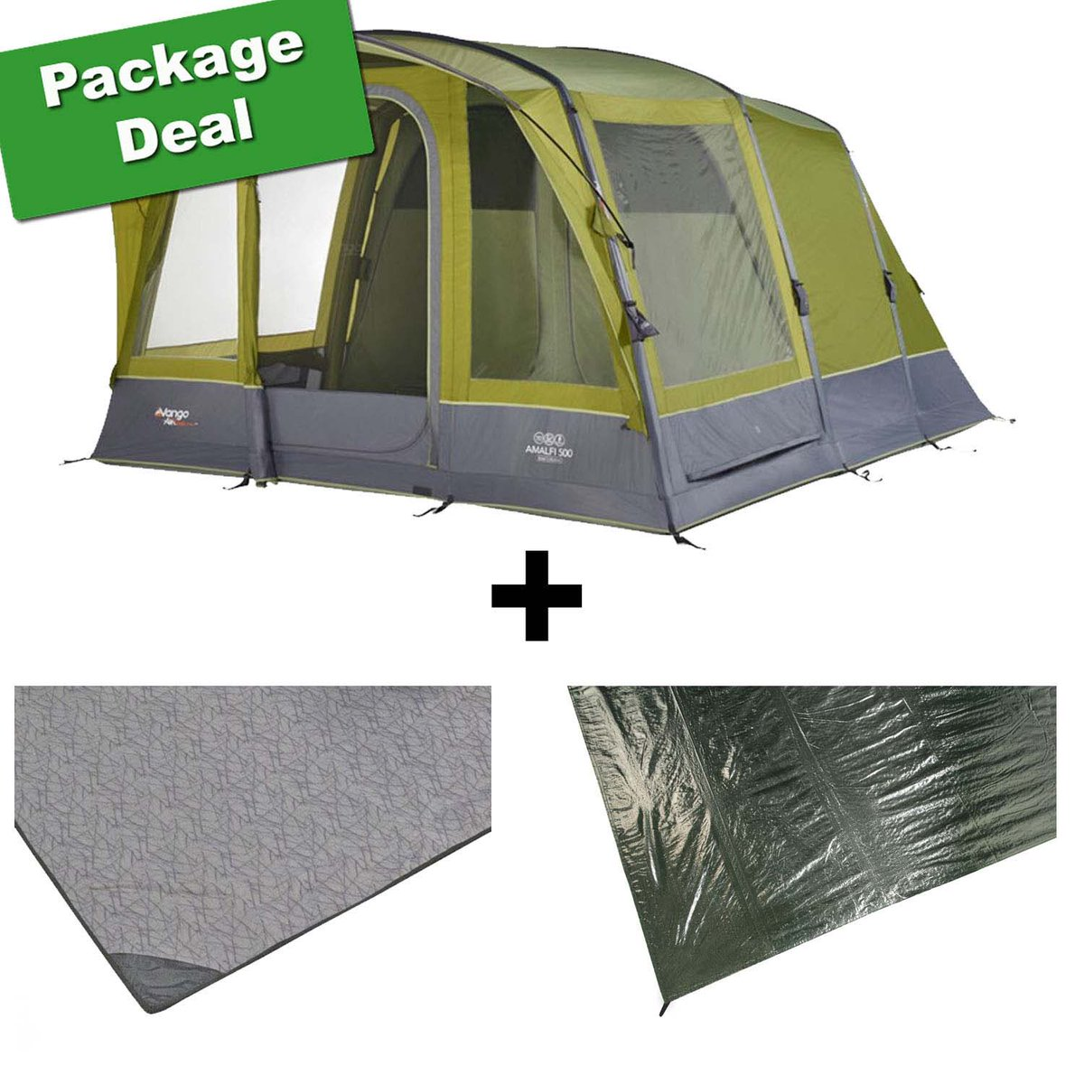 ... easy to put up inflatable tent then look no further the Vango Amalfi 500 is perfect for the weekends or short break holiday.  sc 1 st  Twitter & Outdoor Action Ltd on Twitter: