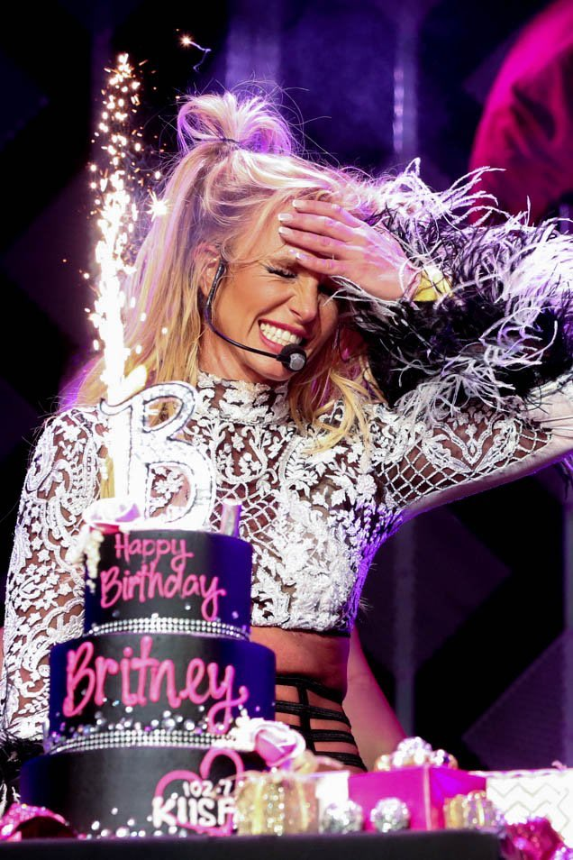 Happy Birthday to the legendary princess of pop, miss Britney Spears !   Love u