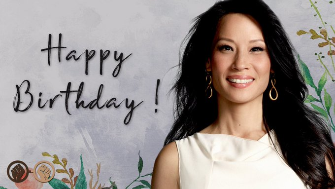 Happy Birthday, Lucy Liu! The multitalented actress and director turns 49 today!