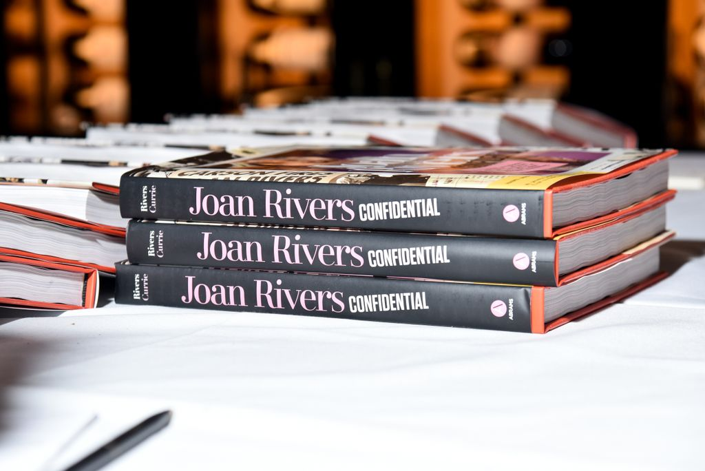 Joan Rivers Confidential is #1 on Amazon's Best Sellers in Photo Essays! https://t.co/mCZvS7dlSr