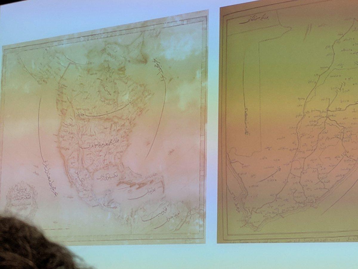 Maps arabic to english