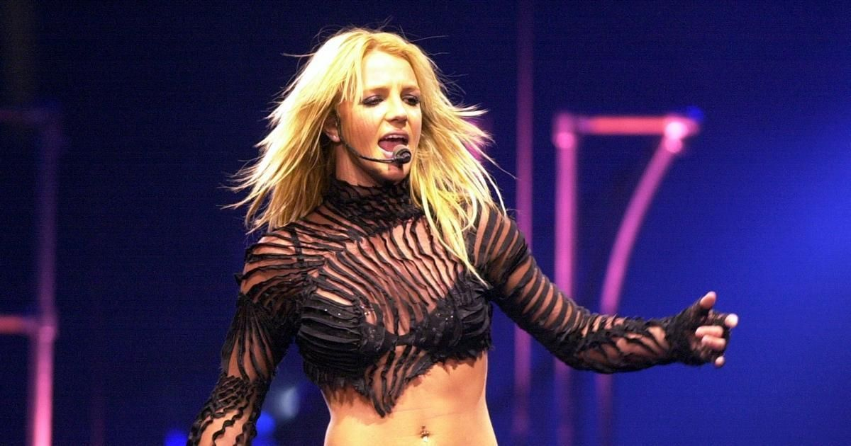Happy 36th birthday Britney Spears! A look back at her life and career