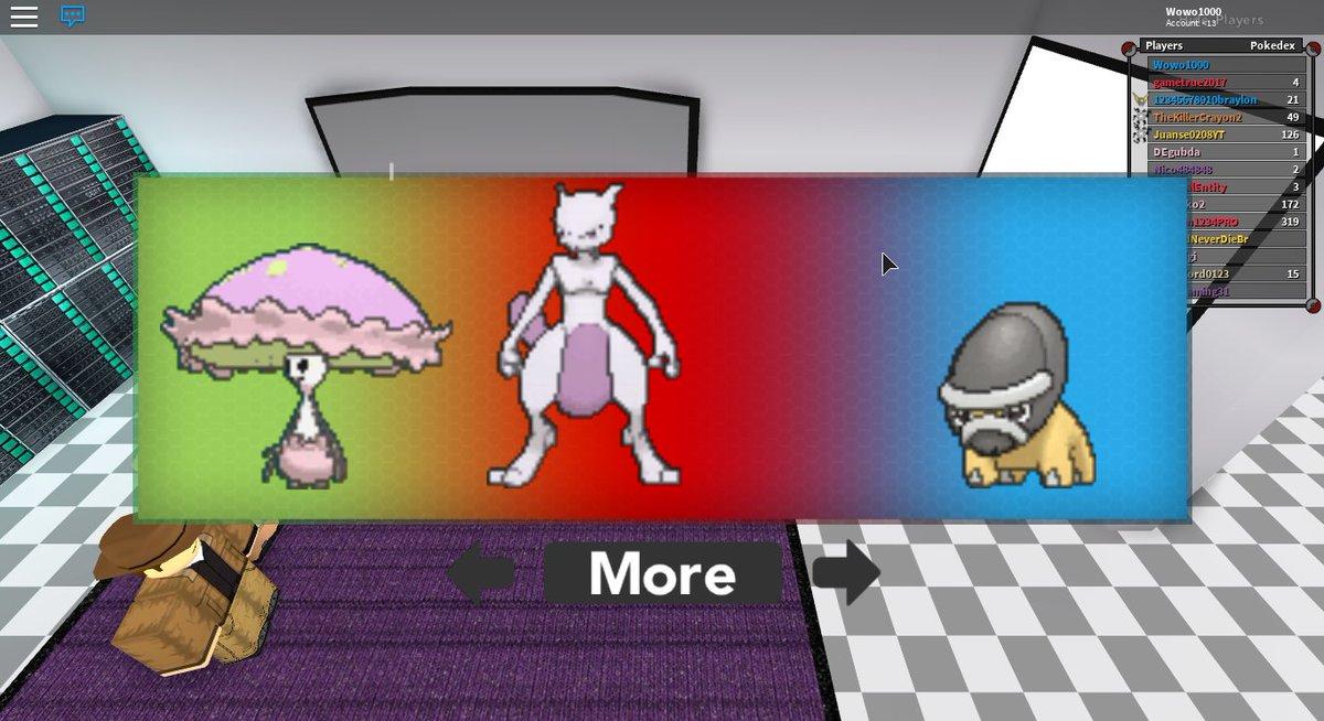 Roblox Pokemon Brick Bronze Randomizer Thinkboodles On Twitter Deoxys Cobalion Tapu Lele Battle Pokemon Brick Bronze Randomizer 4 Roblox Https T Co Dwf2l3cvjz Via Youtube
