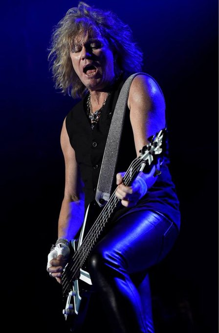 Happy Birthday Rick Savage (Def Leppard), December 2, 1960 - Another Hit and Run . . .