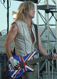 Happy Birthday to Rick Savage bass player of