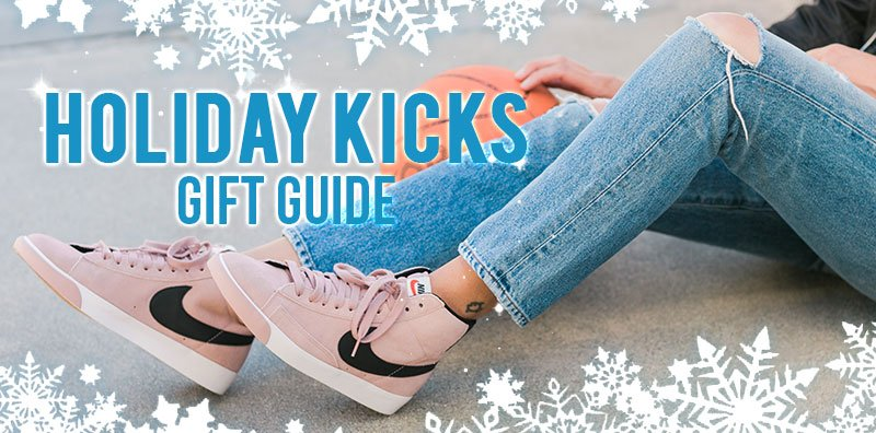 Holiday Kicks Gift Guide  Boom, the boot is back and stronger then ever. If you are looking for a sneaker for th...
