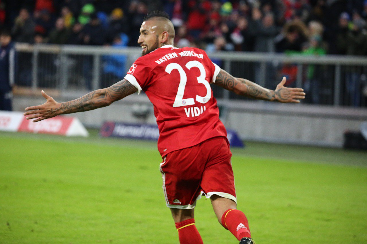 Bayern Munich vs Hannover 96 Highlights