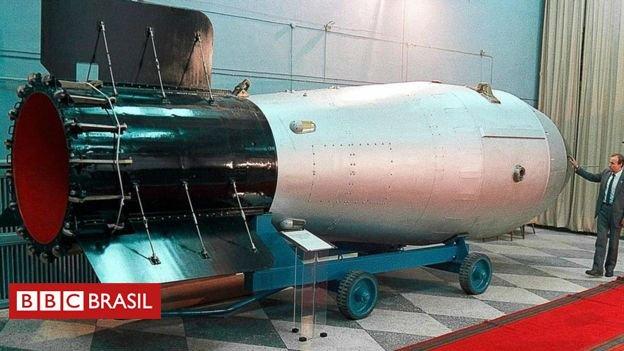 A bomba atômica soviética poderosa demais para ser lançada duas vezes https://t.co/dLUy2bQCZR