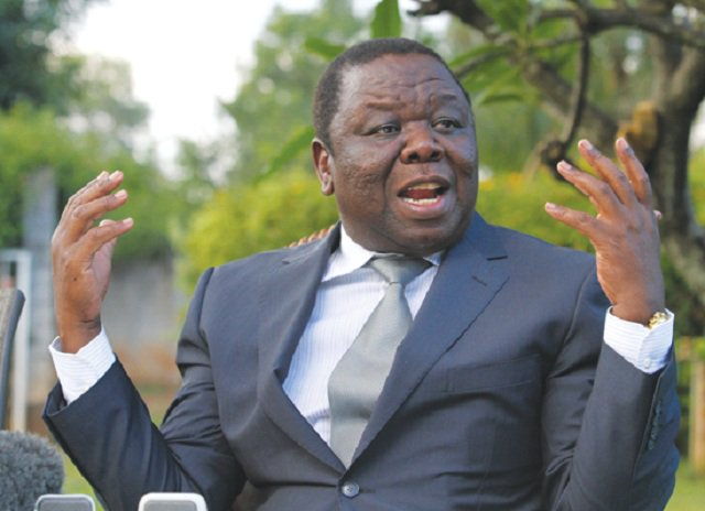 MDC-T leader, Morgan Tsvangirai demanded to be made a VP as pre-condition for President Mnangagwa including MDC-T MP&#39;s in his cabinet  Was this a good move by Tsvangirai?  Source #ZBCNews quoting Mutsvangwa   #Zimbabwe #Mnangagwa #Tsvangirai #ZzimCabinet #MnangagwaCabinet<br>http://pic.twitter.com/oBJf32QKIU