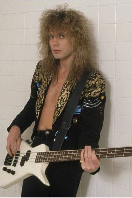 Happy birthday to bassist and co-founder, Rick Savage!