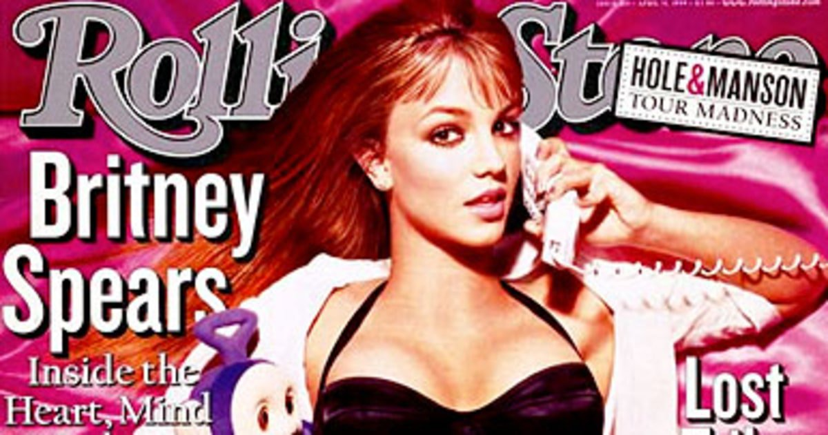 Happy birthday Britney Spears! Look back at our 1999 cover story on the pop star
