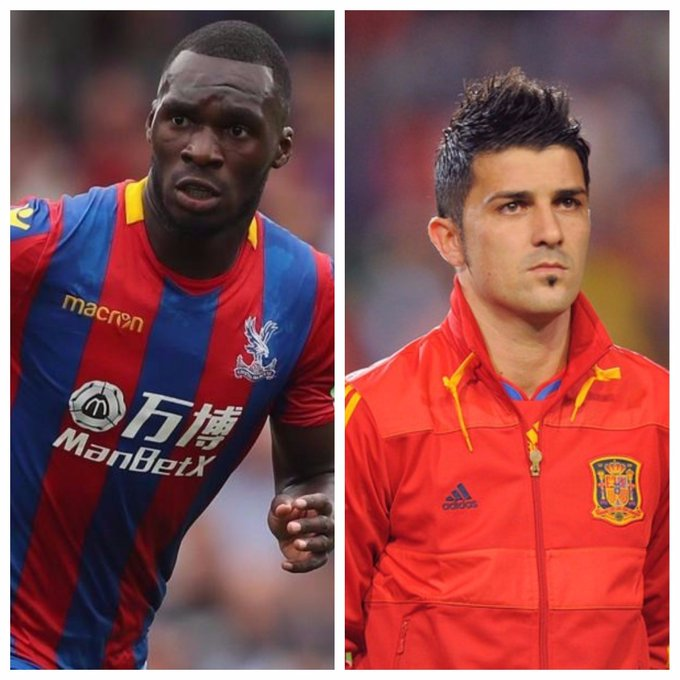 Happy birthday to Christian Benteke and David Villa!