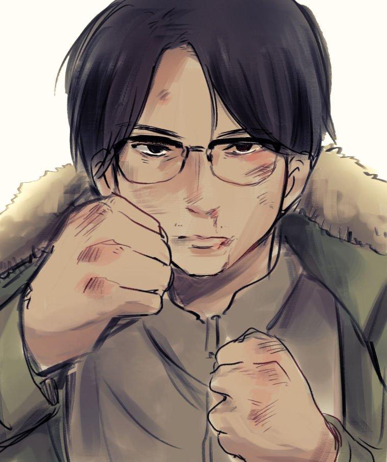 高田は探偵を守らなきゃならない