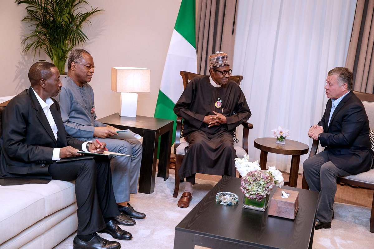 President Muhammadu Buhari has said that regional cooperation is now needed more than ever to combat the world-wide threat of violent extremism.