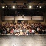 今日は北海道でトークライブでした!お客さんが温かくて北海道が大好きになりました!次、東京ファイナルで…