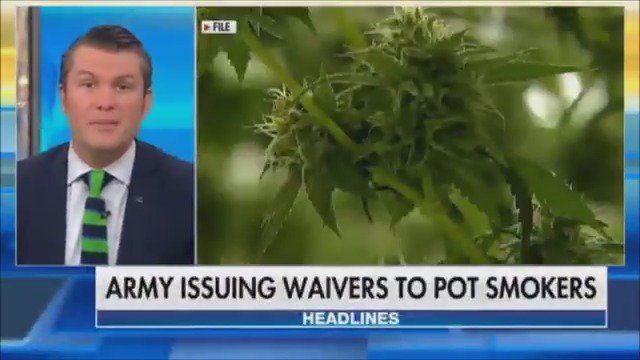 US Army now grants waivers to admitted pot smokers https://t.co/IYN1GZWzmO