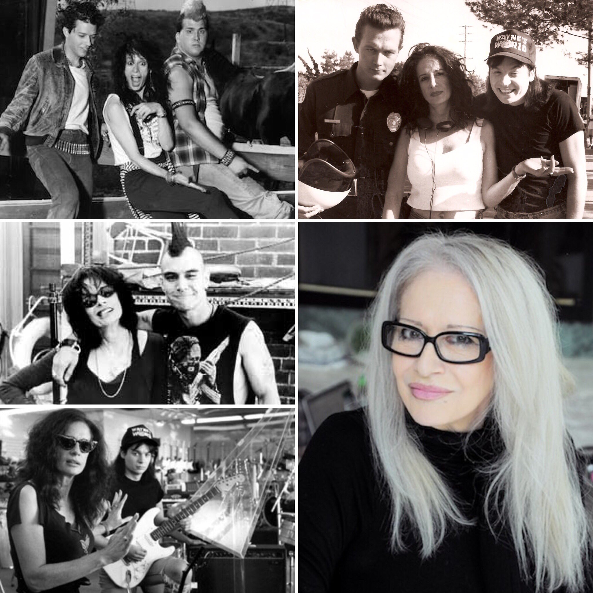 HAPPY BIRTHDAY TO THE PERPETUALLY COOL PENELOPE SPHEERIS! Let s get some pizza and watch DUDES