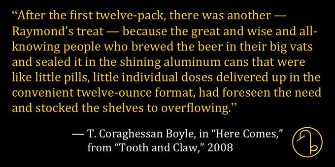 Happy Birthday American novelist and short story writer T. Coraghessan Boyle (December 2, 1948- )