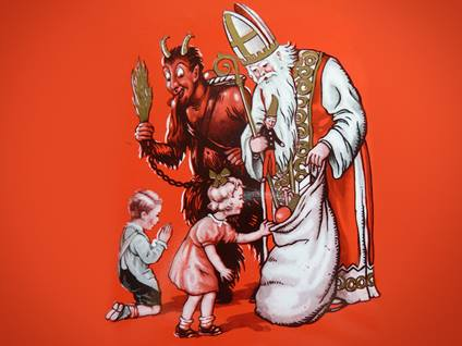Evil Christmas Characters.Laura Mclauchlan On Twitter I M Not Sure That I Should Be