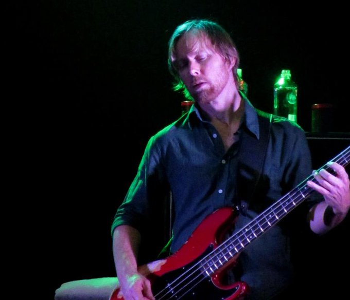 Happy birthday to Nate Mendel of and The Fire Theft.