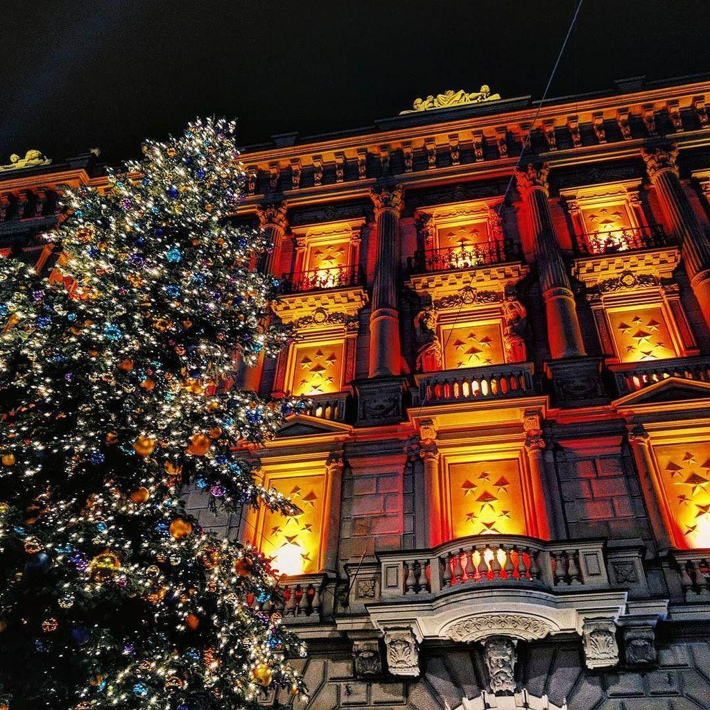 Zürich Weihnachtsbeleuchtung.Paradeplatz Twitter Search