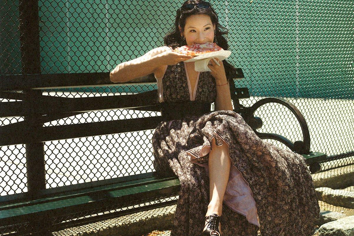 Happy Birthday, Lucy Liu!