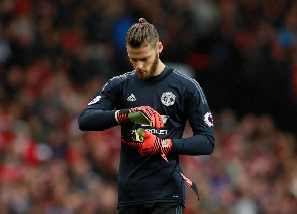 Is David De Gea the best goalkeeper in the world?  RT for Yes  Like for No