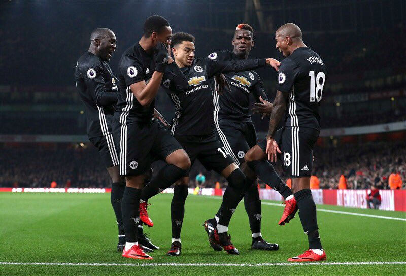 """Jesse Lingard On Twitter: """"At The Emirates I Milly Rock"""