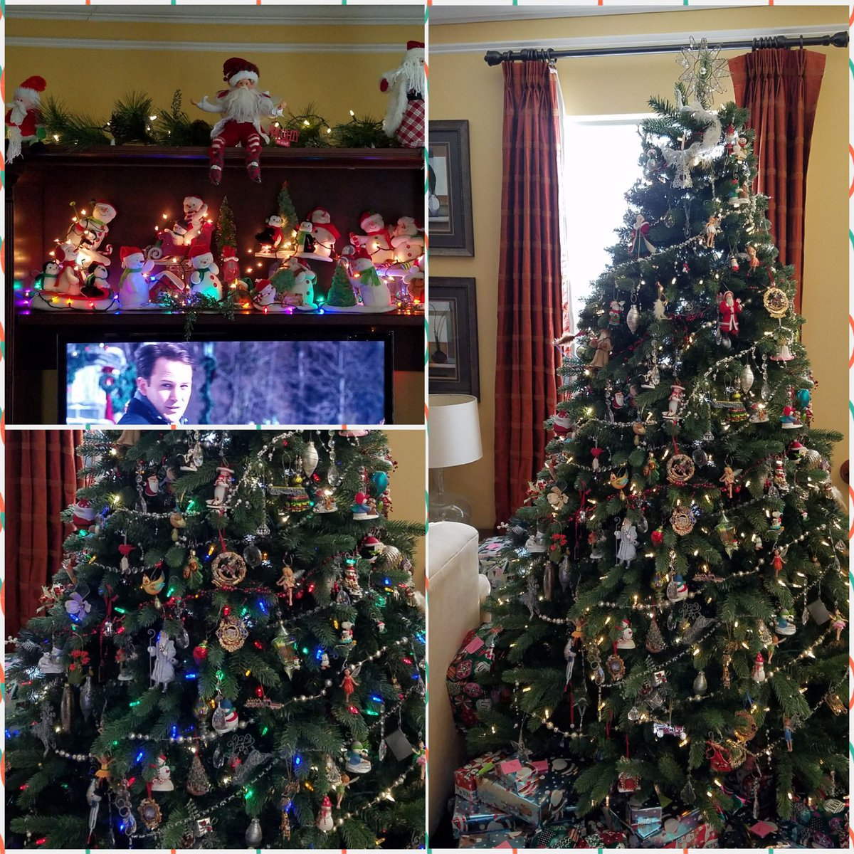 monika jassal on twitter decorations up presents wrapped a sweet christmas movie playing drooling over the lead actor