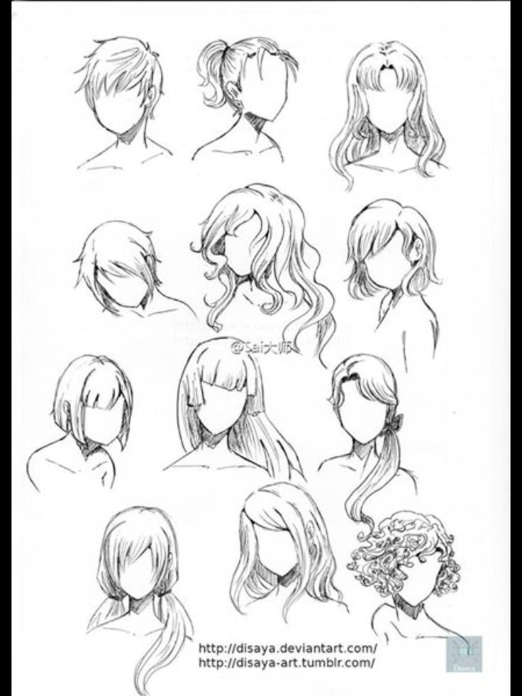 Artistsclients On Twitter Hairstyle References