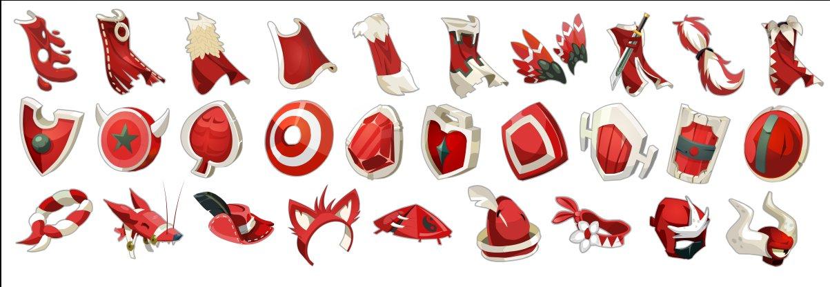Obvijevans d'items à couleur alternative DQEhq2hXkAEVJZO