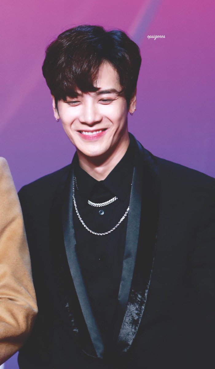 Got7 Fanatic On Twitter Jackson Wang Same Smile Same Feeling Same Happiness Mama 2016 Vs Mama 2017