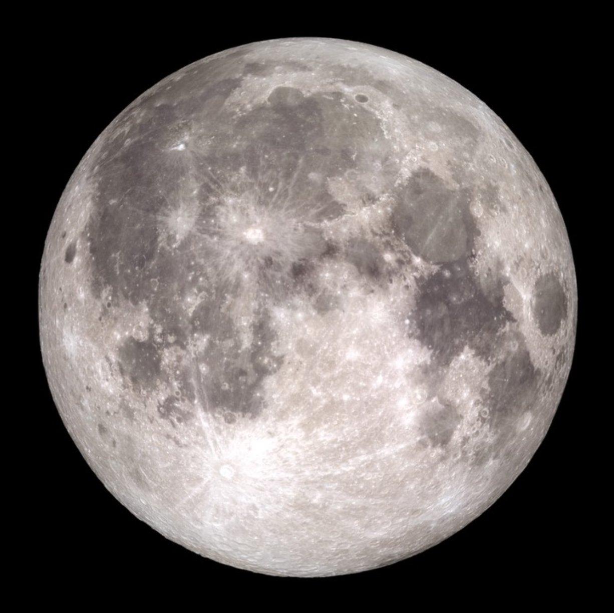 """Full Moon: NASA Moon On Twitter: """"Tonight's Full Moon Is The Frost"""