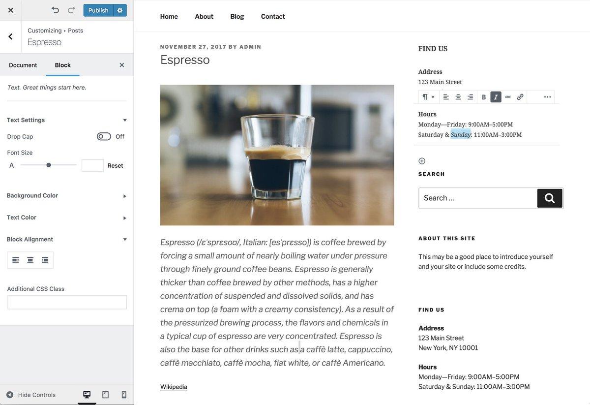 Как сделать фон твиттер сайтов курсы создание сайтов и интернет магазинов