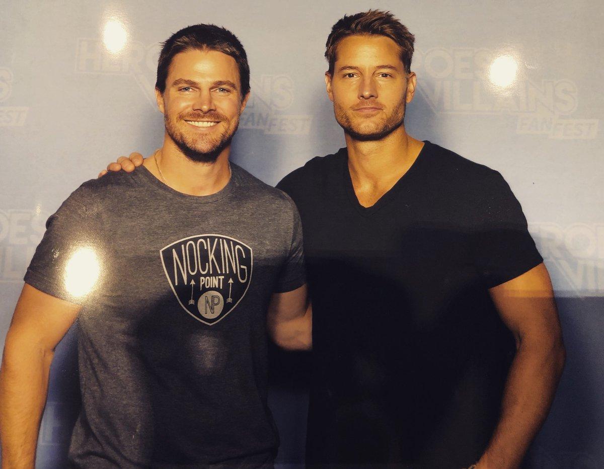 justin Tom hartley welling