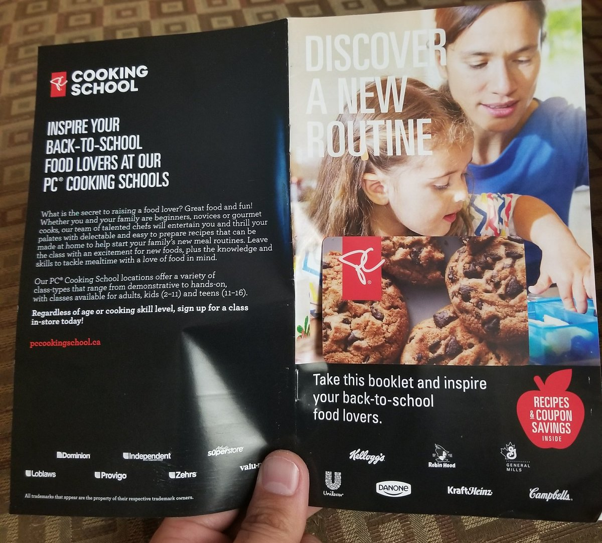 """test Twitter Media - I thought it said """"Discover a new poutine"""" and I came this close to signing up for a new favourite cooking school. https://t.co/ApMxW5AtwH"""