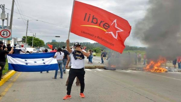 Protests in Honduras grow in the face of electoral irregularities.