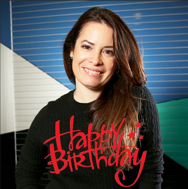 Happy Birthday to Holly Marie Combs