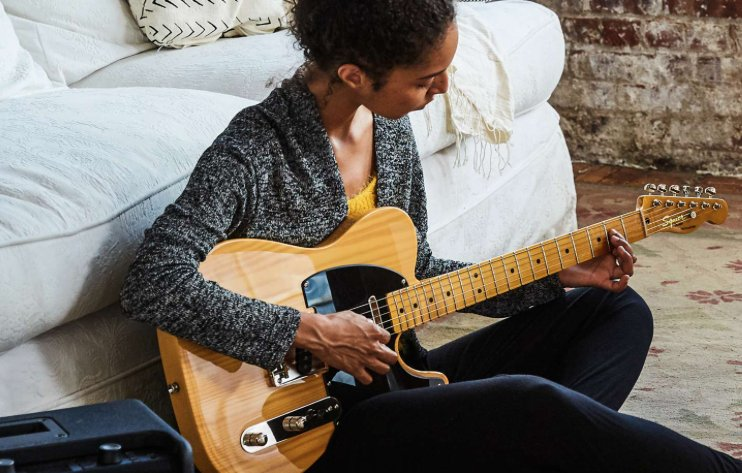 Fender On Twitter 10 Easy Songs To Learn On The Electric Guitar